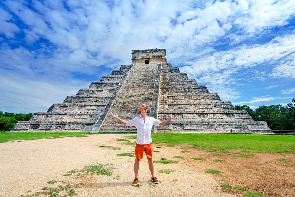 la Yucatan Peninsula Chichen Itza