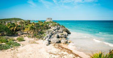 la península de Yucatán