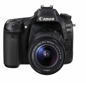 Canon EOS 80D - Cámara réflex Digital de 24.2 MP