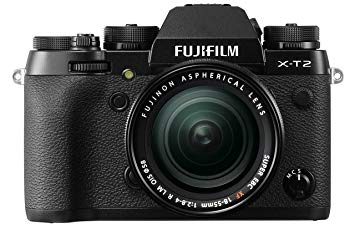 Fujifilm X‑T2