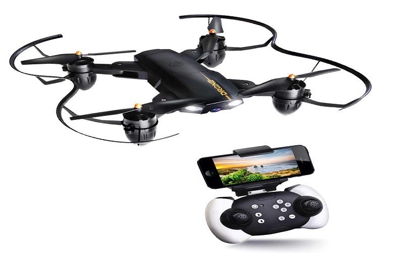 drones para fotos