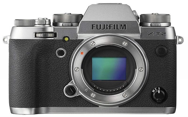 las mejores camaras de fotos - Fujifilm-X‑T2