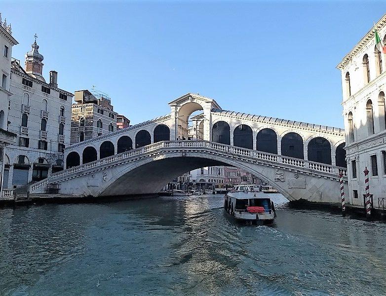 El Puente de Rialtoo Ponte di Rialto 1