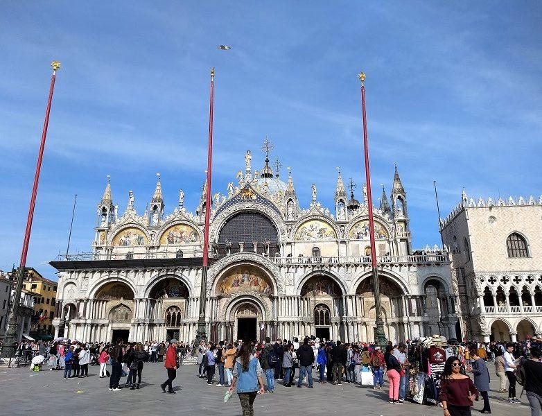 La Basílica San Marco 1