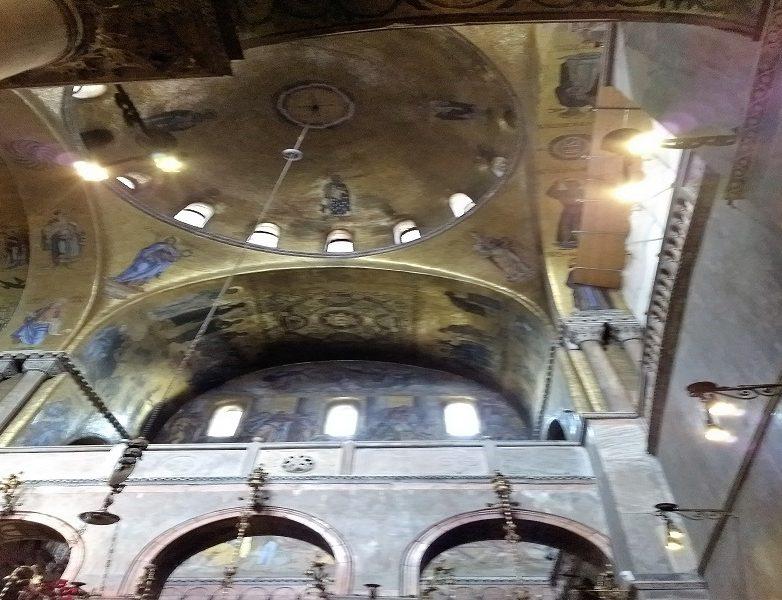 La Basílica San Marco 10