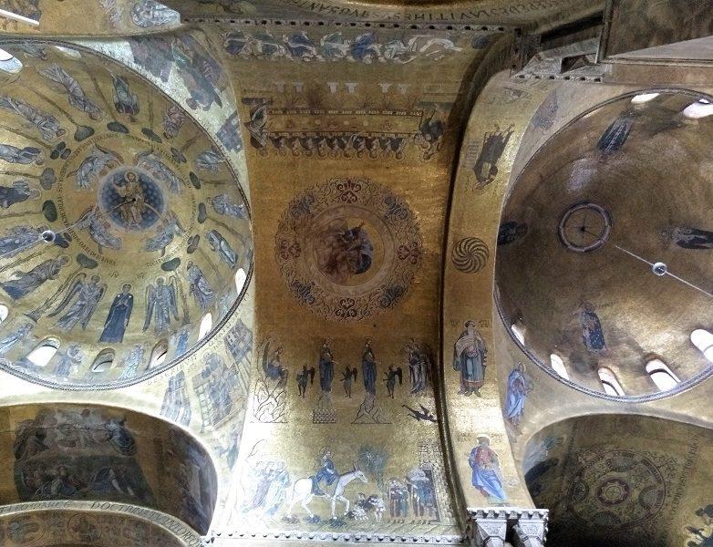 La Basílica San Marco 12