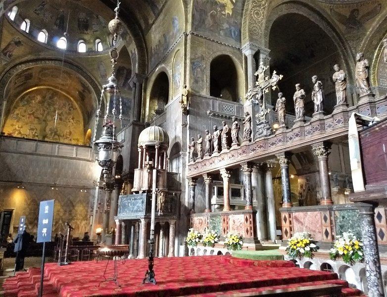 La Basílica San Marco 13