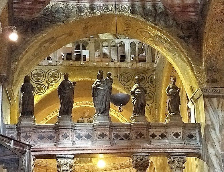 La Basílica San Marco 14