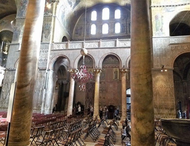 La Basílica San Marco 16