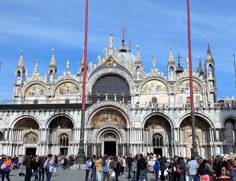 La Basílica San Marco 2