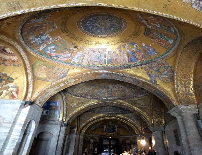 La Basílica San Marco 20