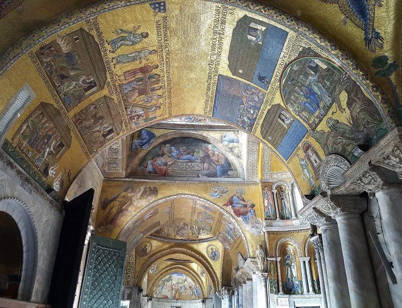 La Basílica San Marco 7