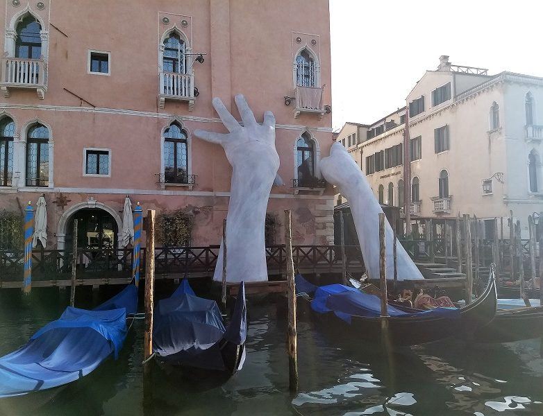 Las manos de Venecia 1
