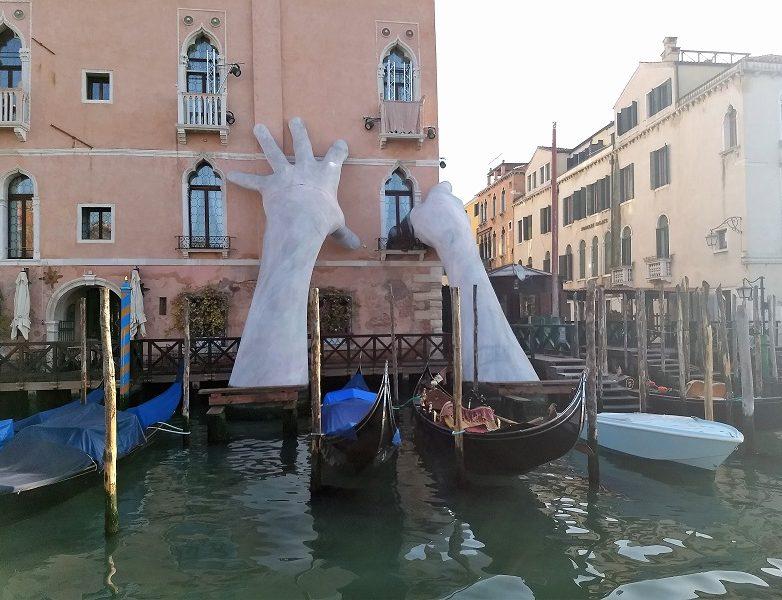 Las manos de Venecia 2