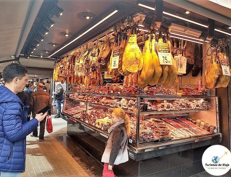 Mercado La Boquería Barcelona 2