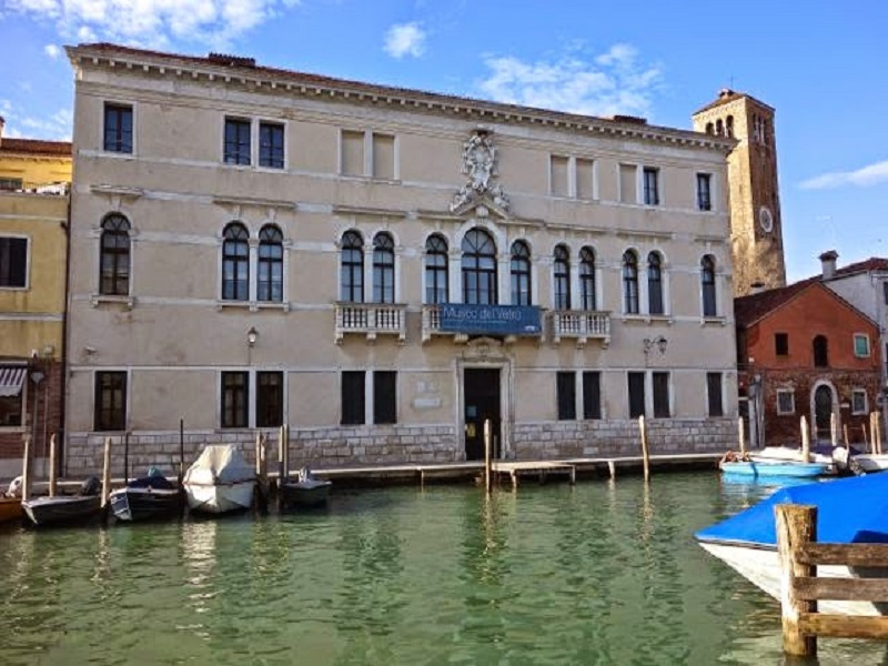 Museo del vetro Murano o Museo del Vidrio de Murano