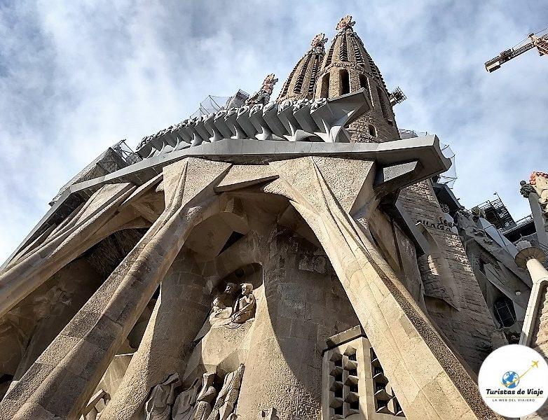 Templo Expiatorio de la Sagrada Familia Barcelona 5