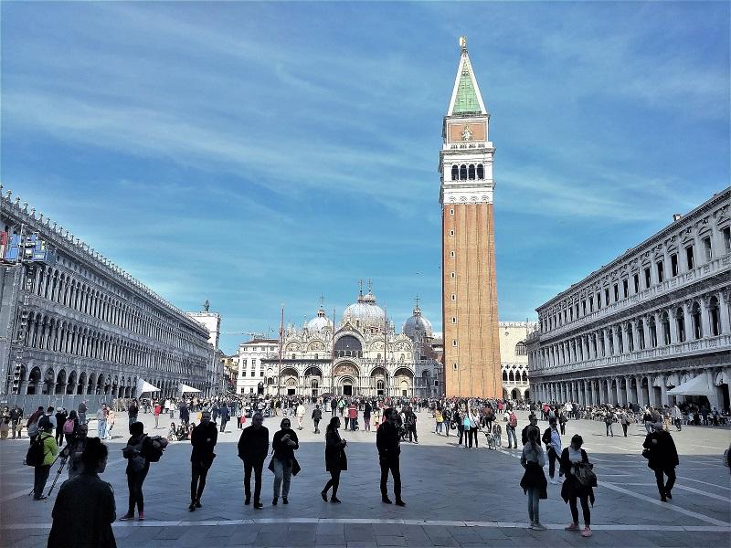 Venecia en 3 días Basílica San Marco