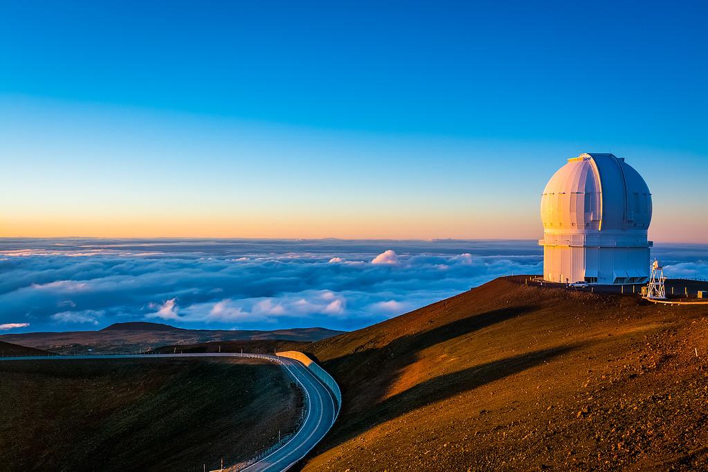 Mauna Kea Volcano Big Island