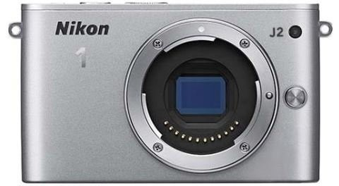 cámara+Nikon+1+J2
