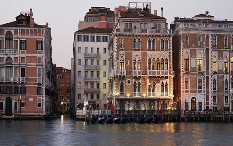 hoteles en Venecia 5 estrellas HotelBauer Palazzo