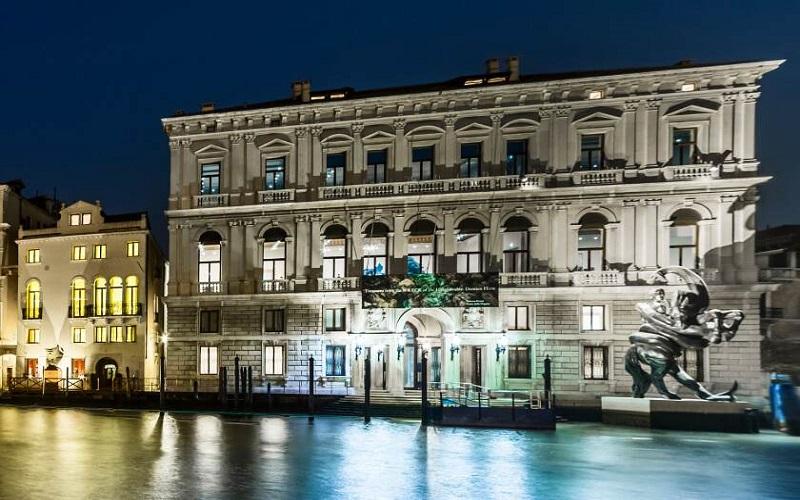 hoteles en Venecia 5 estrellas Palazzina Grassi Venecia