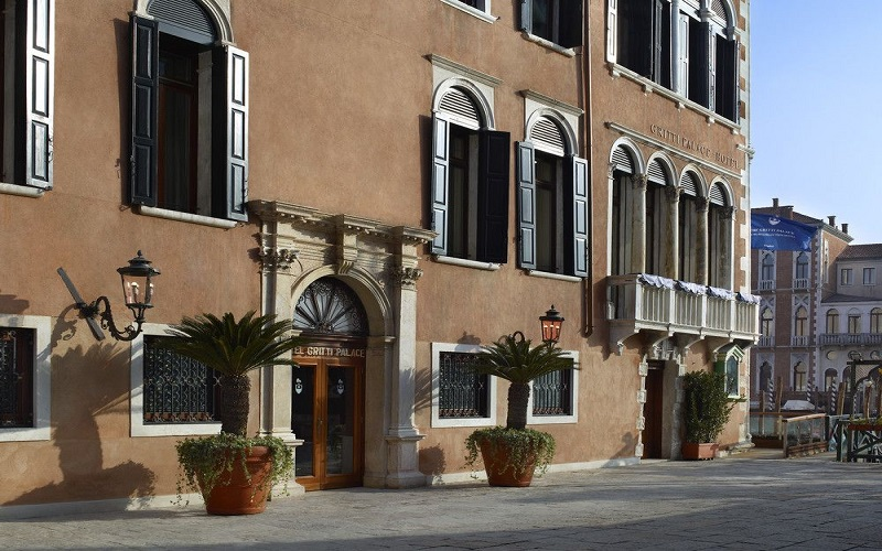 hoteles en Venecia 5 estrellas hotel The Gritti Palace