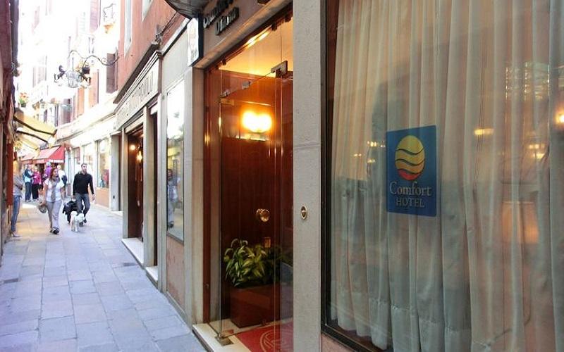 hoteles en Venecia Italia 3 estrellasHotel Diana Venecia