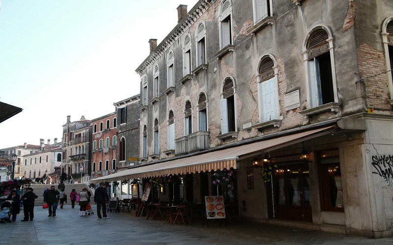 hoteles en Venecia baratos hostelVeniceluxury