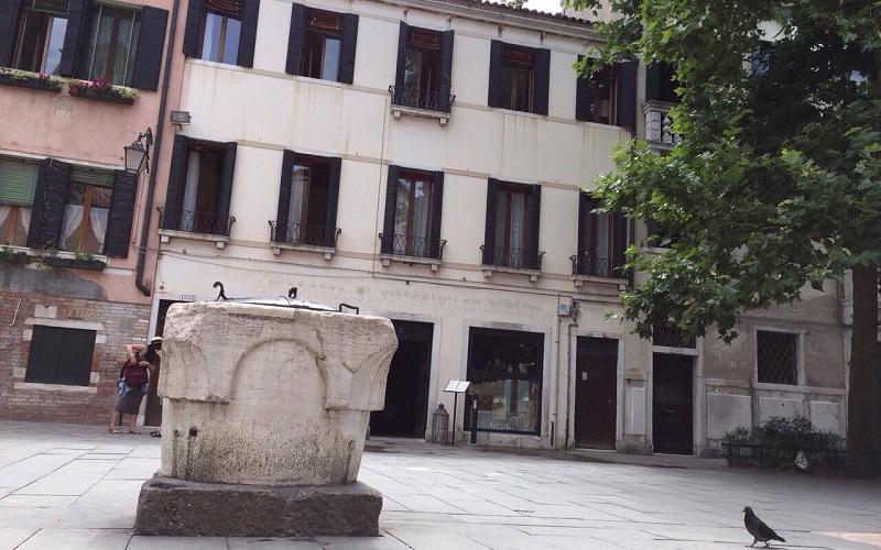 hoteles en Venecia céntricos B&B Patatina
