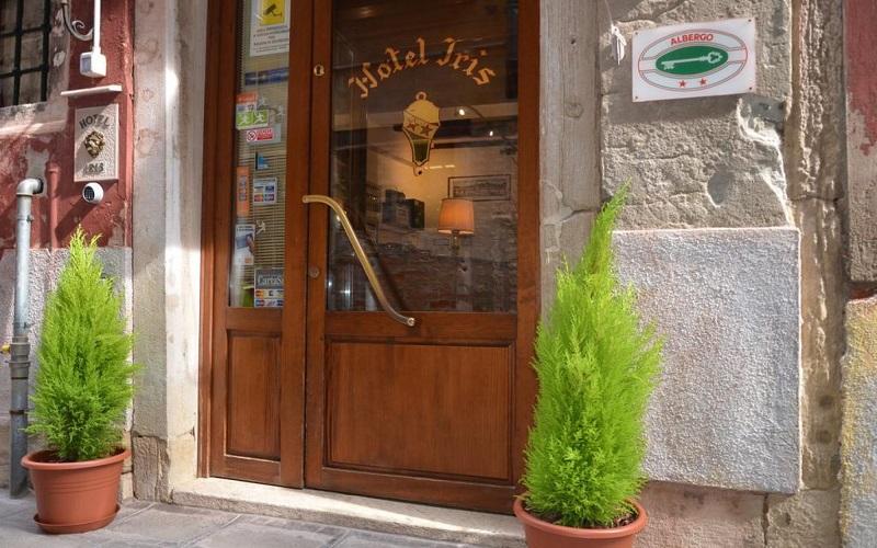 hoteles en venecia céntricos Hotel Iris