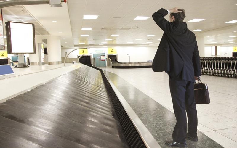 pérdida de equipaje