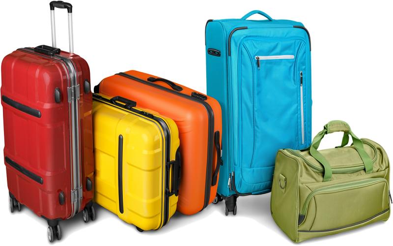 Tipos de maletas para viajar en avión - ¿Cuál me conviene?