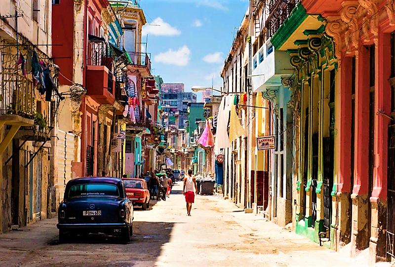 La Habana - La Habana Vieja