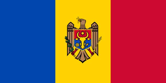 Moldavia bandera