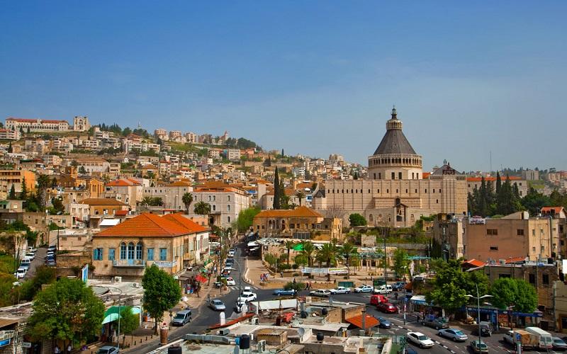 que visitar en Israel nazaret