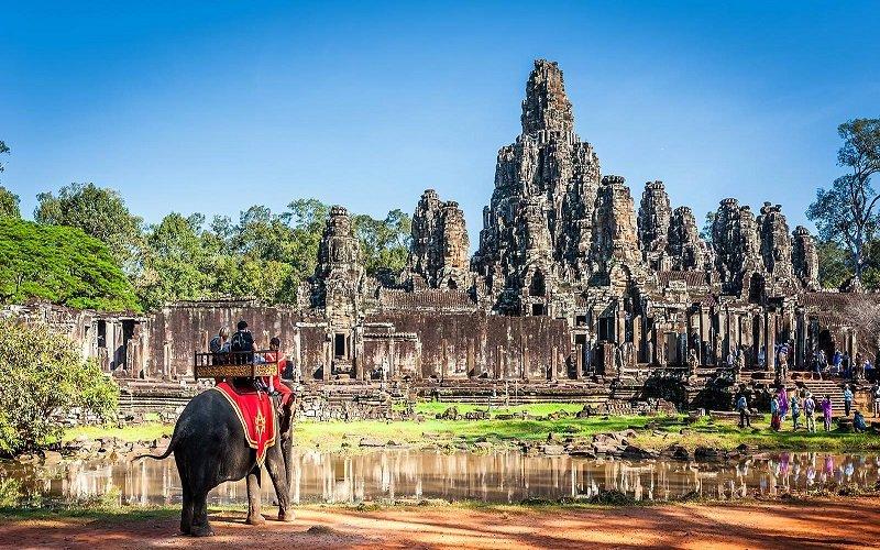 Donde alojarse en Siem Reap, Camboya
