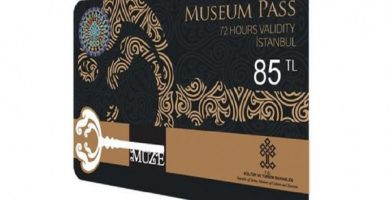 tarjetaMuseum Pass Estambul