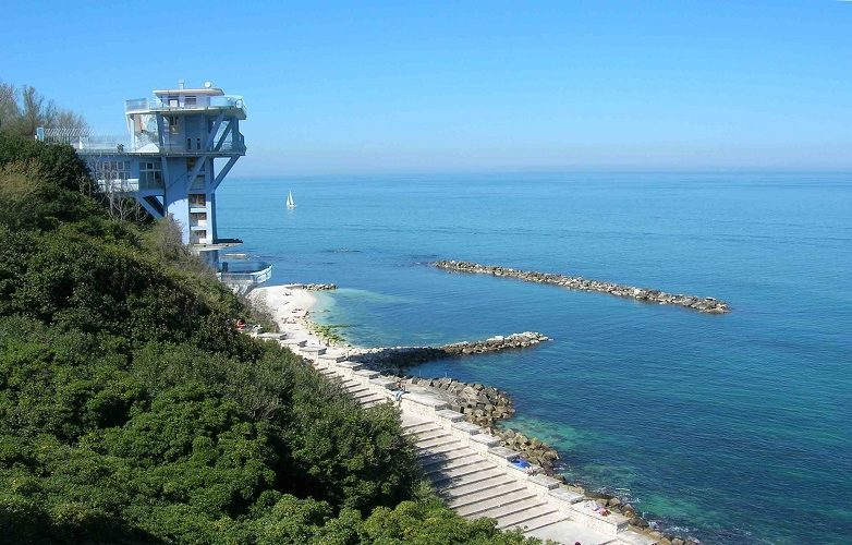 Ancona Italia playas 3