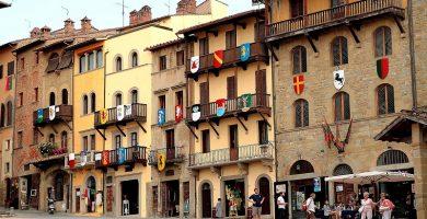 Arezzo Italia Fotos 2