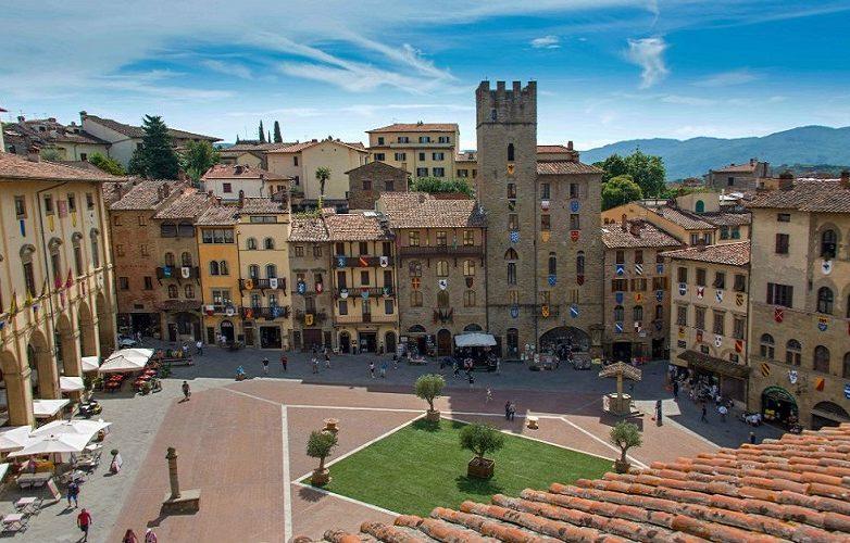 Arezzo Italia Fotos 6