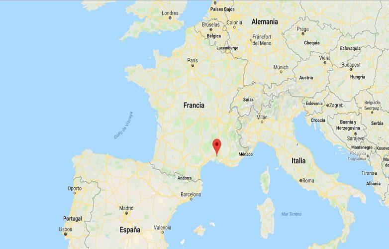 Arlés Mapa 2