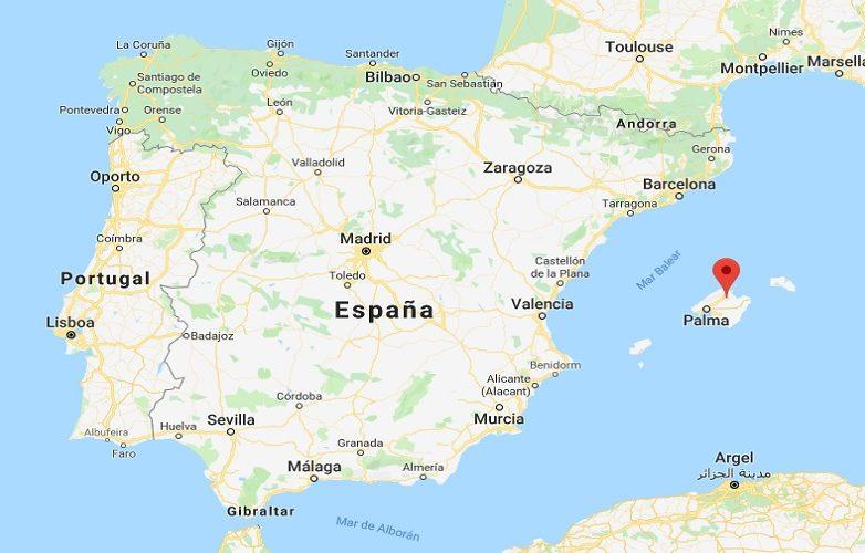 Mallorca Mapa 3