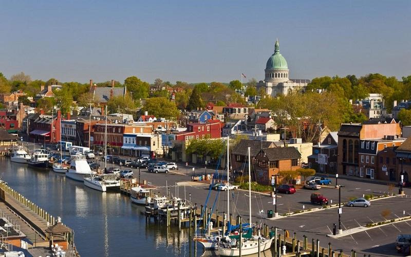 Que ver en Annapolis Maryland