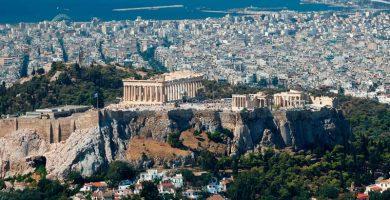 Turismo en Atenas - fotos atenas grecia