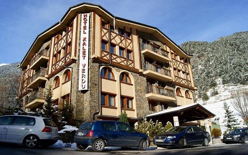 Arinsal Hotel xalet verdú
