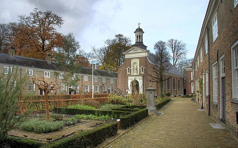 Begijnhof Breda Holanda