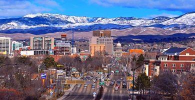 Boise Estados Unidos - Fotos de Boise Estados Unidos 2