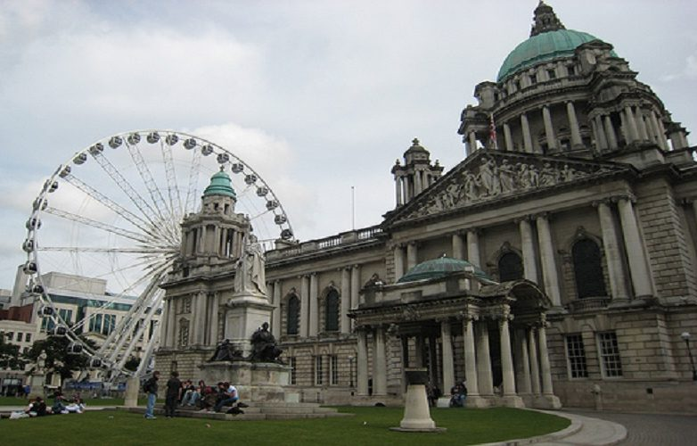 Fotos de Belfast Irlanda del Norte 2