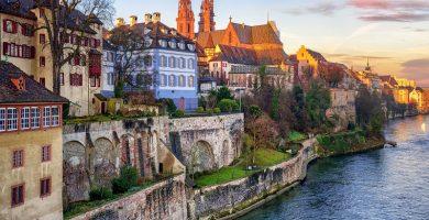 Que ver en Basilea Suiza - Basilea Fotos 8